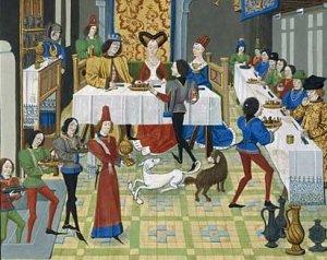 Corte de Leonor de Aquitania